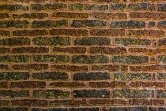 Achtergrond van oude uitstekende baksteenachtergrond Royalty-vrije Stock Afbeelding