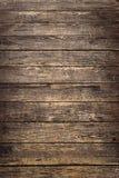 Achtergrond van oude versleten houten planken Royalty-vrije Stock Foto