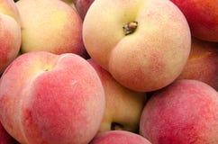 Achtergrond van perziken Royalty-vrije Stock Fotografie