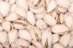 Achtergrond van pistache Royalty-vrije Stock Foto