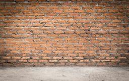 Achtergrond van rode baksteen Royalty-vrije Stock Foto