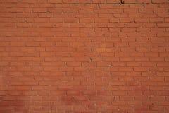 Achtergrond van rode bakstenen typisch van Vlaanderen stock afbeeldingen