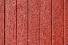 Achtergrond van rode geschilderde raad Stock Afbeeldingen
