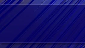 Achtergrond van roterend lijnenblauw met een riem onder de titels royalty-vrije illustratie