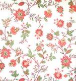 Achtergrond van Roze Bloemen royalty-vrije stock afbeelding