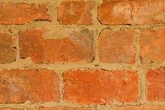 Achtergrond van ruwe baksteentextuur Royalty-vrije Stock Foto's