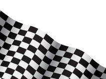 Achtergrond van schaak Stock Afbeelding