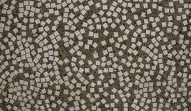 achtergrond van steen en marmeren spaanders stock illustratie
