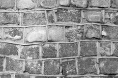 Achtergrond van steenmuur Stock Afbeeldingen