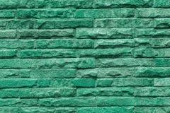 Achtergrond van steenmuur met blokken wordt gemaakt dat Royalty-vrije Stock Foto