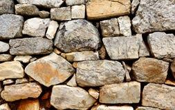 Achtergrond van stenen Stock Foto's