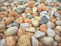 Achtergrond van stenen Royalty-vrije Stock Foto
