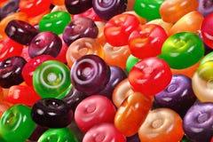 Achtergrond van suikergoed stock afbeelding