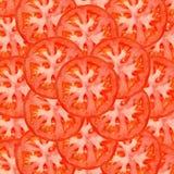 Achtergrond van tomaten Stock Fotografie