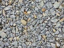 Achtergrond van verschillende decoratieve stenen Royalty-vrije Stock Fotografie