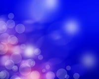 Achtergrond van verschillende kleurenlichten Royalty-vrije Stock Foto