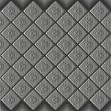 Achtergrond van vierkant stock illustratie