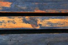 Achtergrond van vuile houten planken Stock Foto's