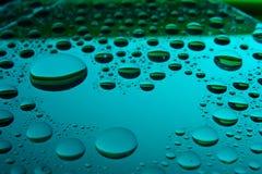 Achtergrond van waterdalingen Royalty-vrije Stock Afbeelding