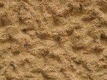 Achtergrond van zand Royalty-vrije Stock Foto