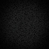 Achtergrond van zwart tapijt, voetschraper, deur m Stock Foto's