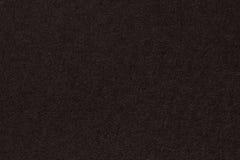 Achtergrond van zwarte document textuur Stock Foto's