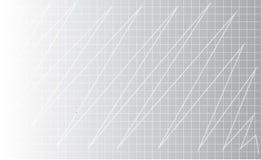 Achtergrond, vierkant, wit vierkant, document concept, boek en besnoeiingslijnen, tendens beneden en glanzende Abstracte achtergr stock illustratie