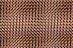 Achtergrond voor behangroze, zwarte, geel en rood Stock Foto's