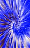 Achtergrond voor een uitnodigingskaart of een gelukwens De vlekken divergeren in een spiraal van het midden aan de randen vector illustratie