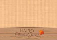 Achtergrond voor Thanksgiving day Stock Fotografie