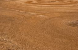 Achtergrond zand Stock Foto