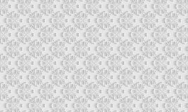 Achtergrondbloemornament Royalty-vrije Stock Afbeelding