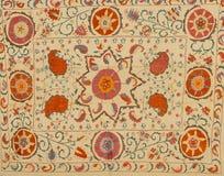 Achtergronden van stoffen en textiel stock foto's