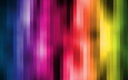 Achtergrondkleuren volledig spectrum photoshop Stock Fotografie