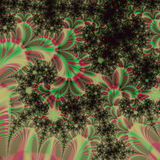 Achtergrondkleurenfantasie Stock Fotografie
