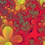 Achtergrondkleurenfantasie Royalty-vrije Stock Afbeelding