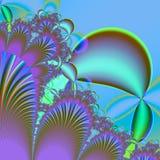 Achtergrondkleurenfantasie Stock Foto