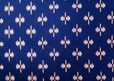Achtergrondpatronen van stof Stock Fotografie