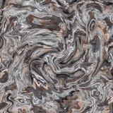 Achtergrondpatroon met golven Imitatie van een marmeren textuur Stock Foto