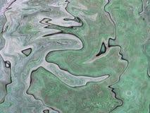 Achtergrondpatroon met golven Imitatie van een marmeren textuur Royalty-vrije Stock Afbeeldingen