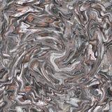Achtergrondpatroon met golven Imitatie van een marmeren textuur Royalty-vrije Stock Foto