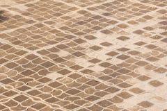 Achtergrondpatroon, textuur Rooster plastic bevloering Netpavi stock foto's