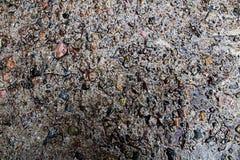 Achtergrondtextuur van nat asfalt Royalty-vrije Stock Foto's