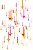 Achtergrondtextuur van ontwerppatroon Stock Foto