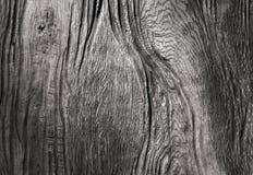 Achtergrondtextuur van oude grijze houten raad Stock Foto's