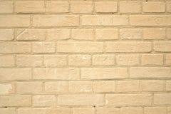 Achtergrondtextuur van witte baksteen Stock Foto
