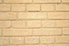 Achtergrondtextuur van witte baksteen Royalty-vrije Stock Afbeelding