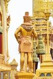 Achterkant van Goden, Mythische Schepselen van Aziaat 171105 0721 stock afbeeldingen
