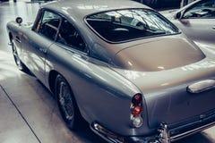 Achtermening van een auto Royalty-vrije Stock Afbeelding