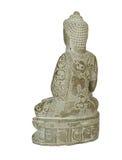 Achtermening van het Standbeeld van Boedha. Stock Fotografie